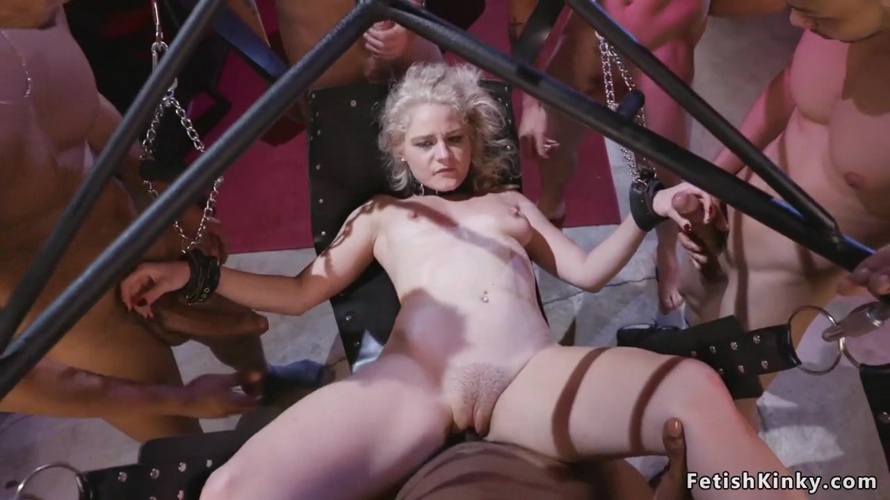 Taboo gym nude interview