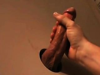 Anal pissing gloryhole squirting