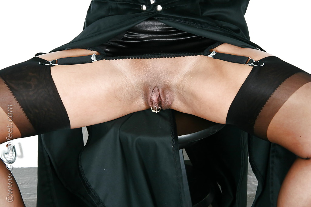 Outdoor club upskirt bdsm