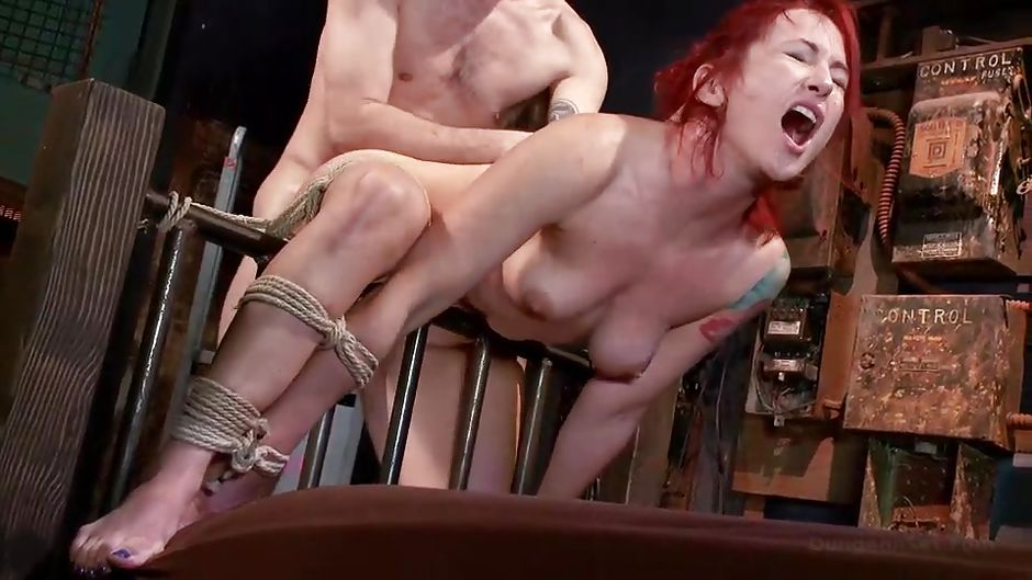 gangbang mistress Drilled solo