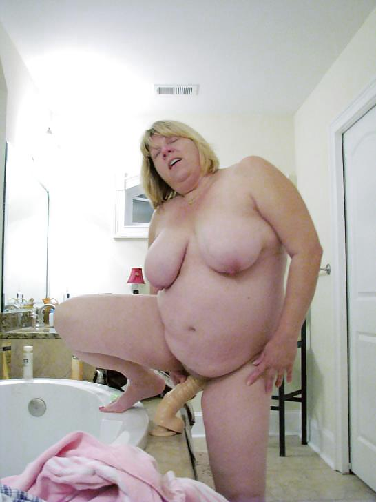 pounded Girlfriend titfuck saggy tits