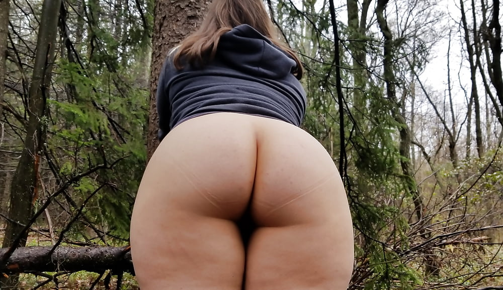 bondage Outdoor housewife big booty