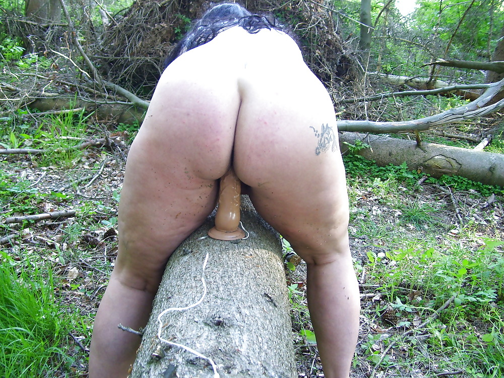 uncensored bdsm outdoor Chubby