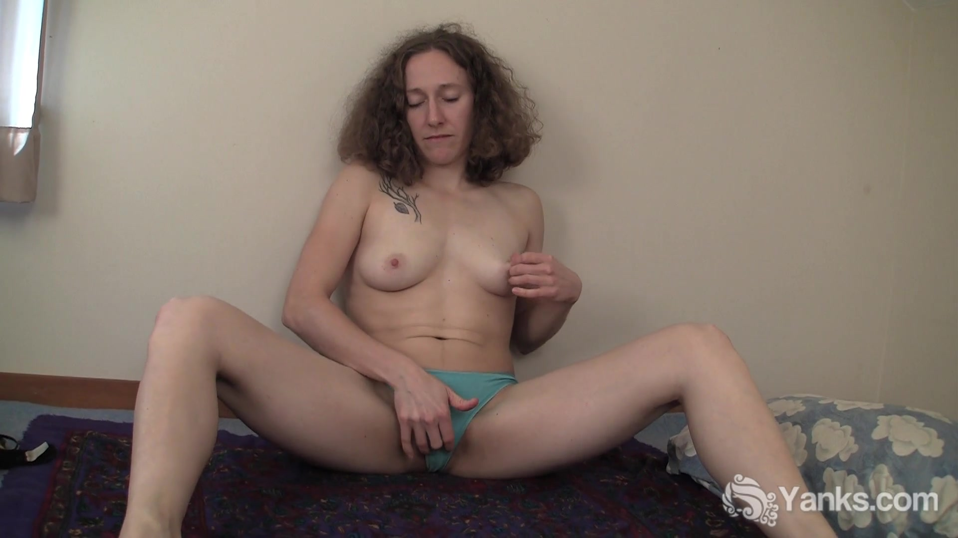 messy chubby Curly sex