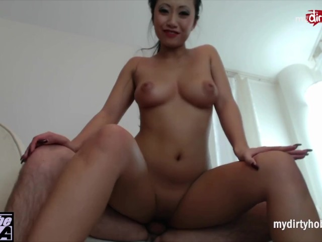 curvy Messy shared asian