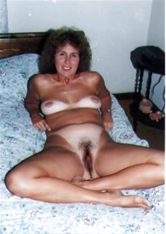 party Hairy solo amateur