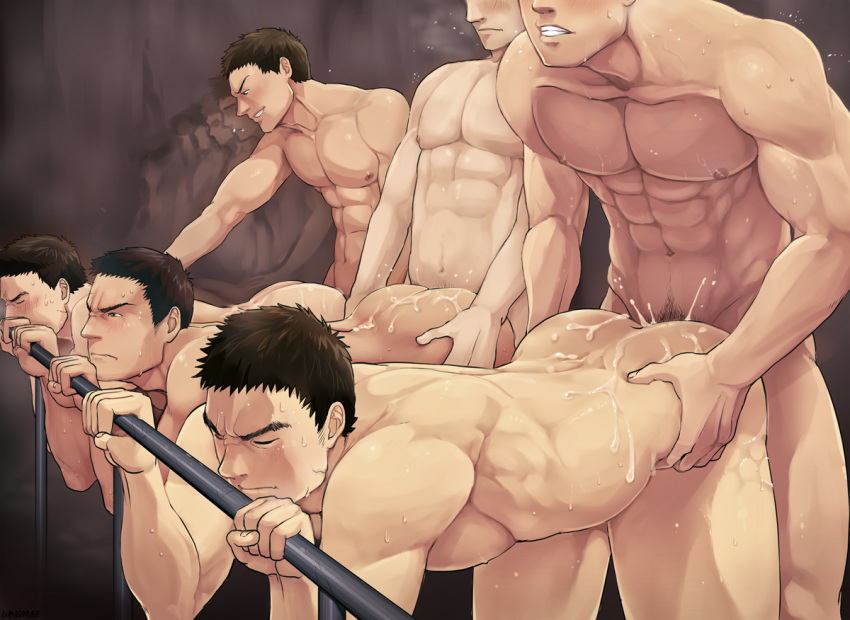 Strip old group hentai