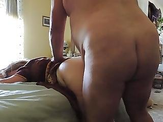 Solo licking panties glasses
