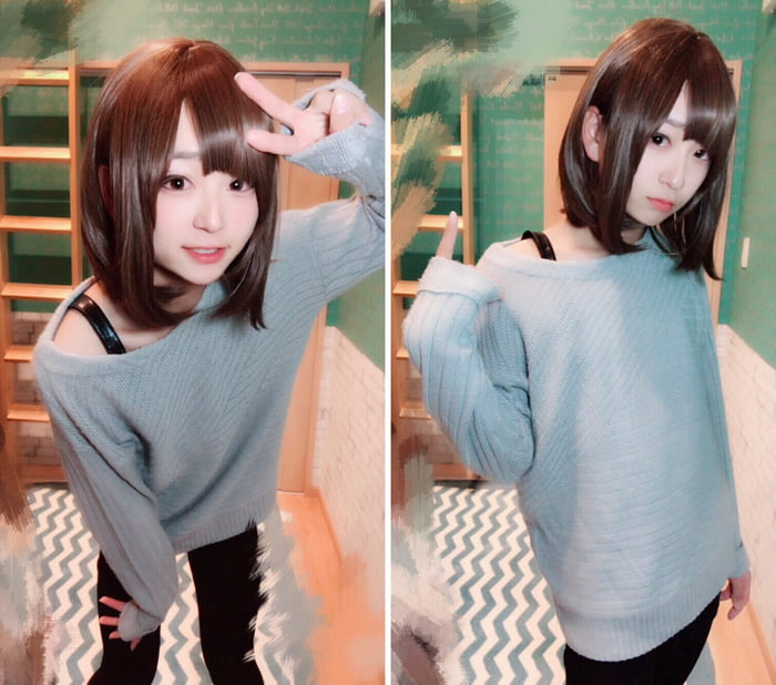 crossdresser young Otngagged asian