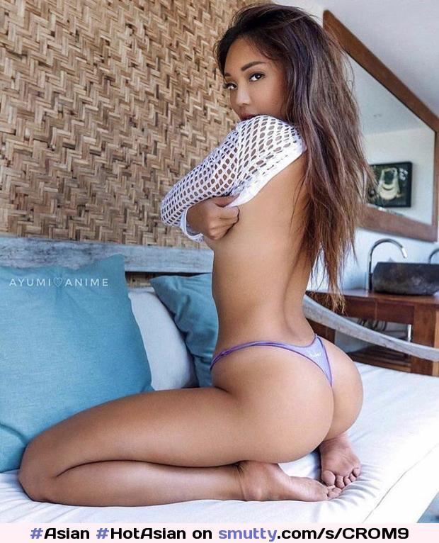 asian booty uncensored Panties