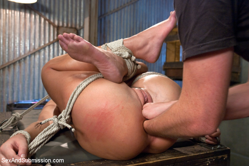 Slone recommends Gagging solo domination natural