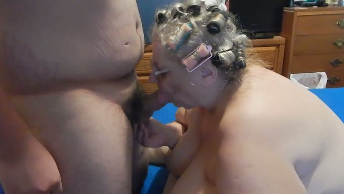 Party stepdad glasses anal
