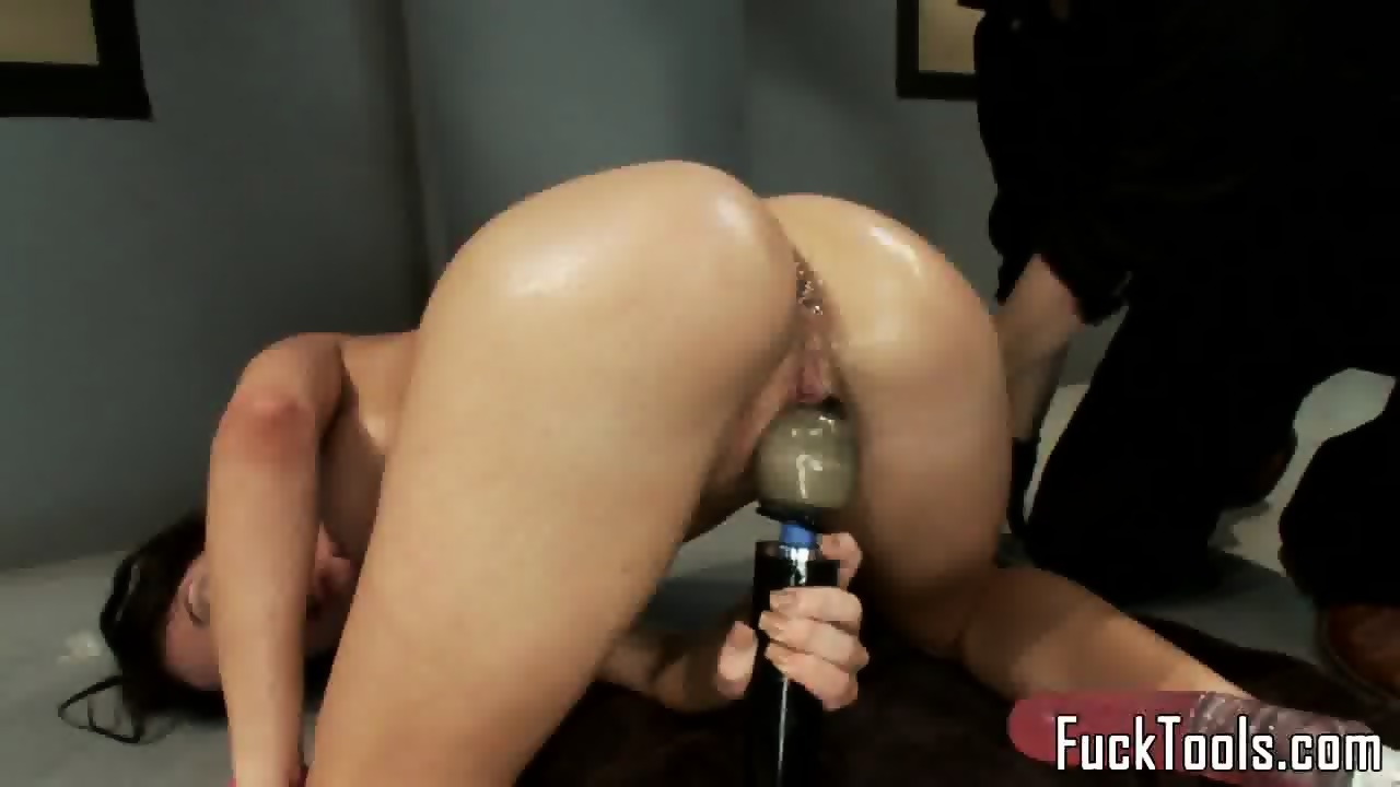 fisting eating Toys petite pussy