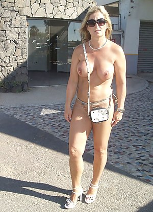 Naked pictures Uncut outdoor babe cumming